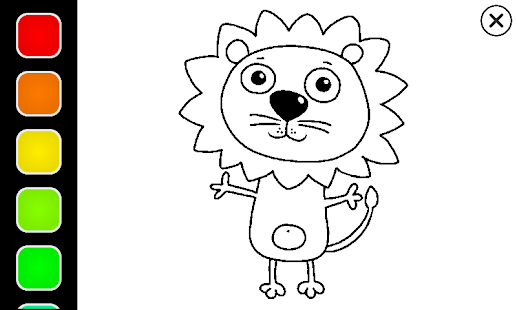 Animals Coloring Book for kids - Android Apps on Google Play