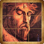 Chiristian Puzzle - Bible Game Icon