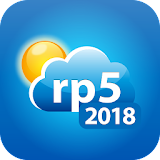 Weather rp5 (2018) Android App