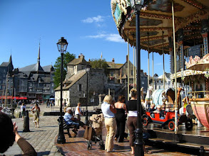 Photo: Honfleur 2007