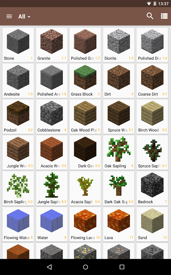 CleverBook for Minecraft 1.10- screenshot