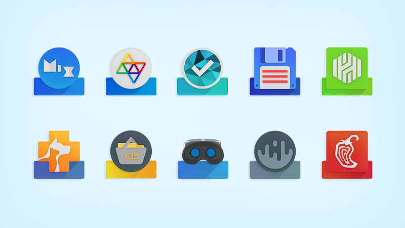 ELEV8 Icon Pack Screenshot