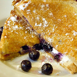10 Best Blueberry Cream Cheese Stuffed French Toast Recipes