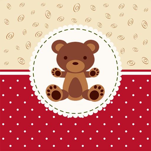 Cute Bear Theme For Applock