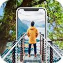 Mobile Photo Frame | Mobile Phone Photo Editor icon