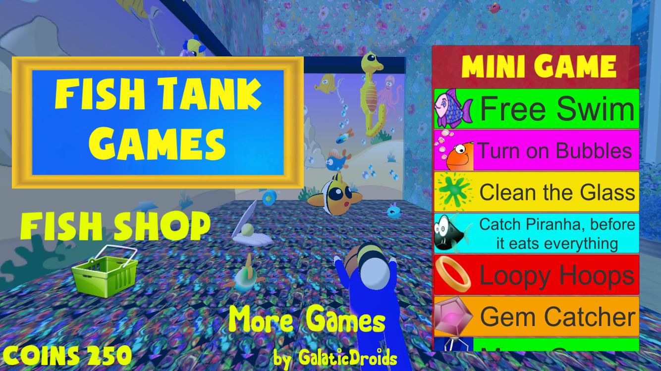 Fish Tank Games Android Apps On Google Play