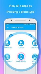 Morstan - Medical Social Network - náhled