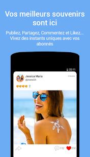 Freez - Réseau Social - náhled