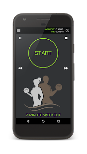 7 Minute Home Workout- screenshot thumbnail