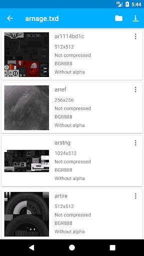 TXD Tool  screenshots 8