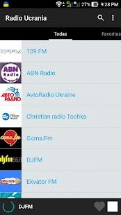 Ukraine Radio - náhled