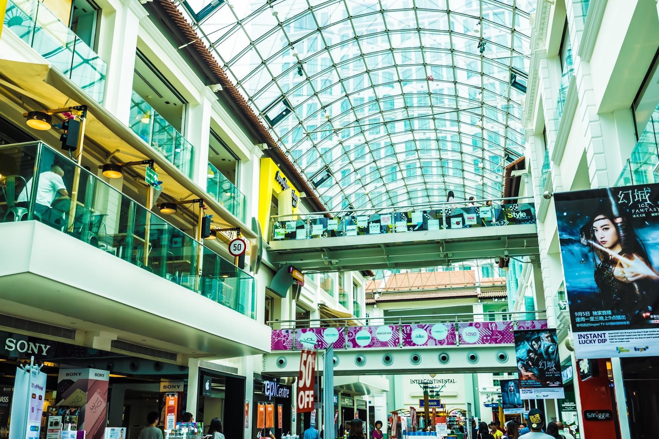 Singapore Bugis Junction2