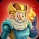 Atro Dwarfs : Merge & Tower defense - Androidアプリ