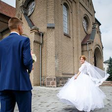 Wedding photographer Andrey Klimovec (klimovets). Photo of 10.09.2018