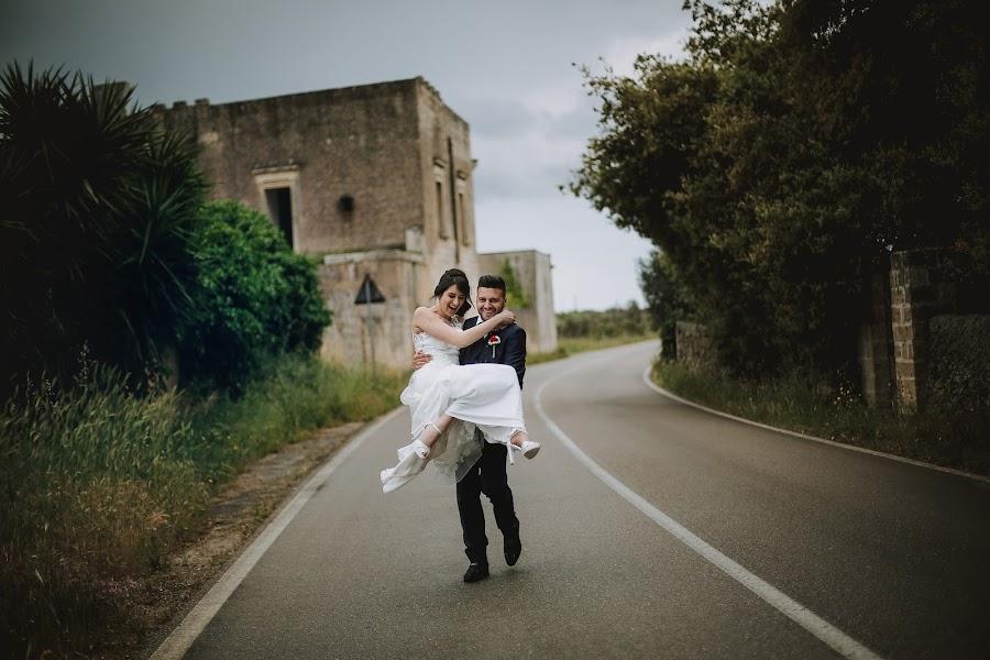 Vestuvių fotografas Alessandro Spagnolo (fotospagnolonovo). Nuotrauka 26.06.2019