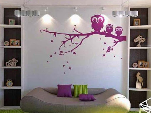【免費生活APP】벽 장식 디자인 아이디어線上玩APP不花錢-硬是要APP