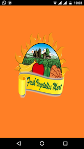 Fresh Vegetables Mart screenshot 0