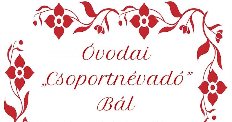 Óvodai Csoportnévadó Bál Jákó 2017.08.05