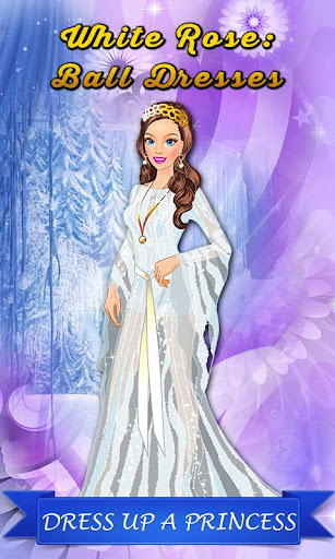 White Rose: Ball Dresses
