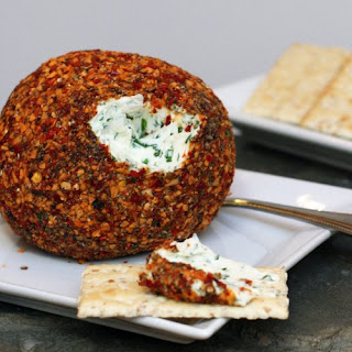 Peppery Ranch Cheese Ball
