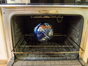 Photo: Day 106-Baked Bowling Ball