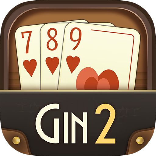 Grand Gin Rummy 2: The classic Gin Rummy Card Game Icon