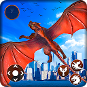 Fire Flying Manticore Battle Simulators APK
