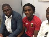 Le Belge Stéphane Omeonga ouvre son compteur but avec le Genoa !