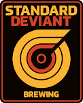 Logo for Standard Deviant Brewing