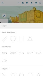 Adobe Photoshop Sketch APK screenshot thumbnail 11