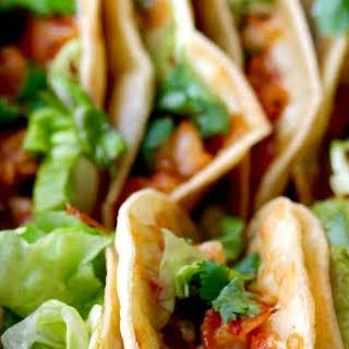 Crispy Shrimp Snack Shack Tacos.