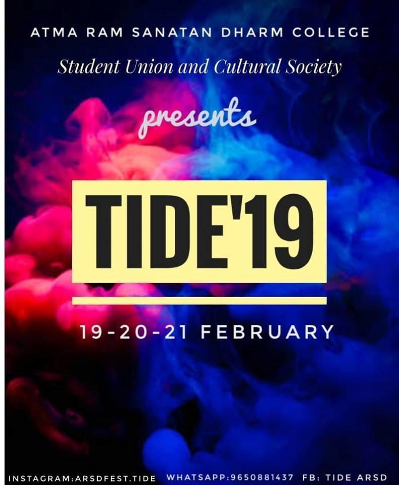 Tide – ARSD College