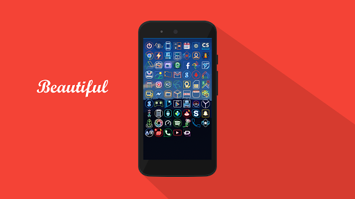 IconX - Icon Pack Apps for Android screenshot