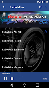 Radio Mitre AM 790 Buenos Aires Live ARGENTINA 4