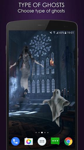 Ghost Touch Live Wallpaper 1.5.1 screenshots 1