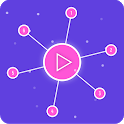 AA Glow Arrow Dots - Free New Games of the Month icon