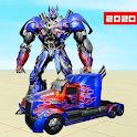 Robot Car Transform 2020 : Robo Wars icon