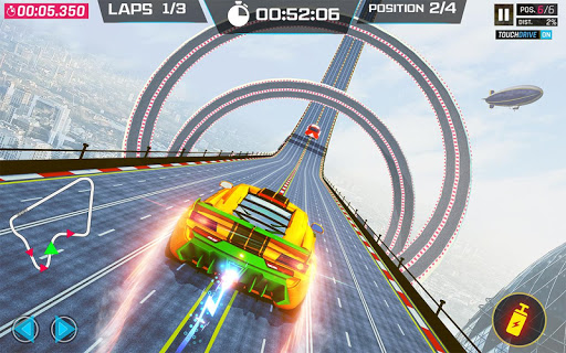 Mega Ramp Stunts Gt Racing filehippodl screenshot 11