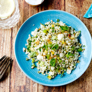 Chopped Cauliflower Salad