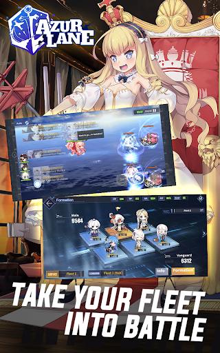 Azur Lane apkpoly screenshots 13