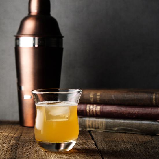 Mango Habanero Whiskey Sour Recipe