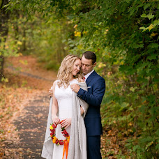Wedding photographer Marina Lapshinova (MarinaNN). Photo of 07.10.2015