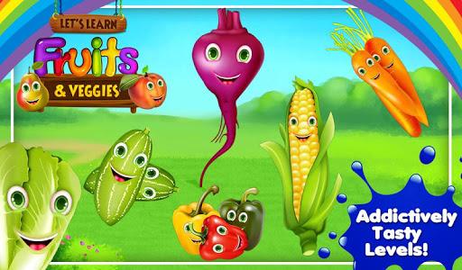 Let's Learn Fruits & Veggies v1.0.2