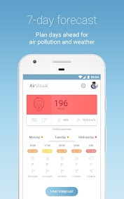 Air Quality | AirVisual Aplicaciones (apk) descarga gratuita para Android/PC/Windows screenshot