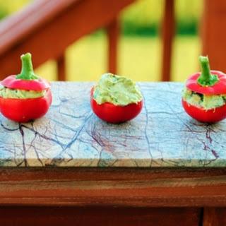 Taco Stuffed Cherry Peppers.