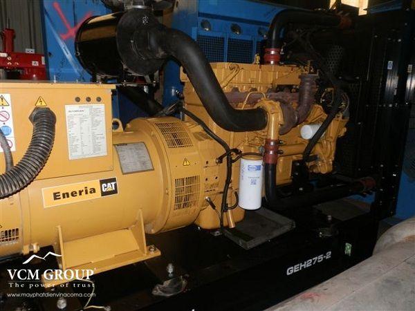 Máy phát điện Caterpillar 275KVA CAT phân phối tại Vinacoma