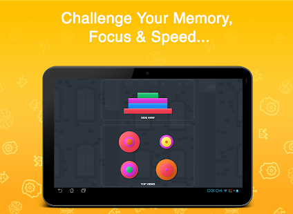 Fit Brains Trainer Screenshot