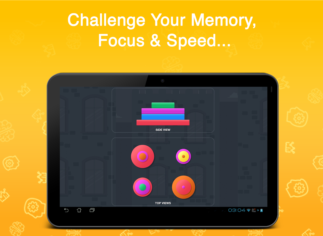 Fit Brains Trainer- screenshot
