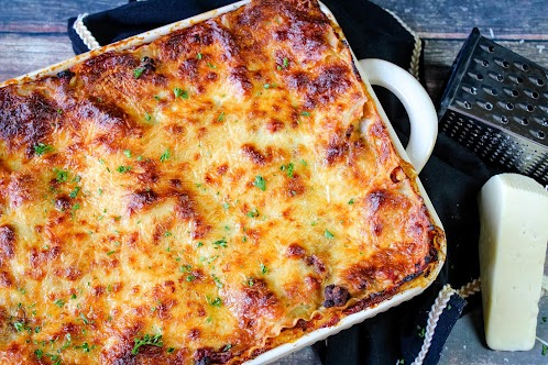 Lasagna like NO OTHER!