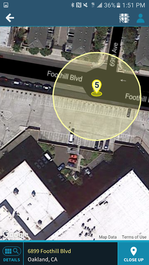 ShotSpotter- screenshot